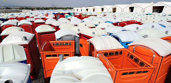 Champion Portable Toilets in North Chicago,  IL
